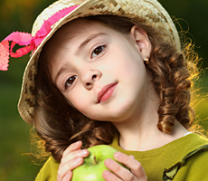 gyermekkori táplálásterápia